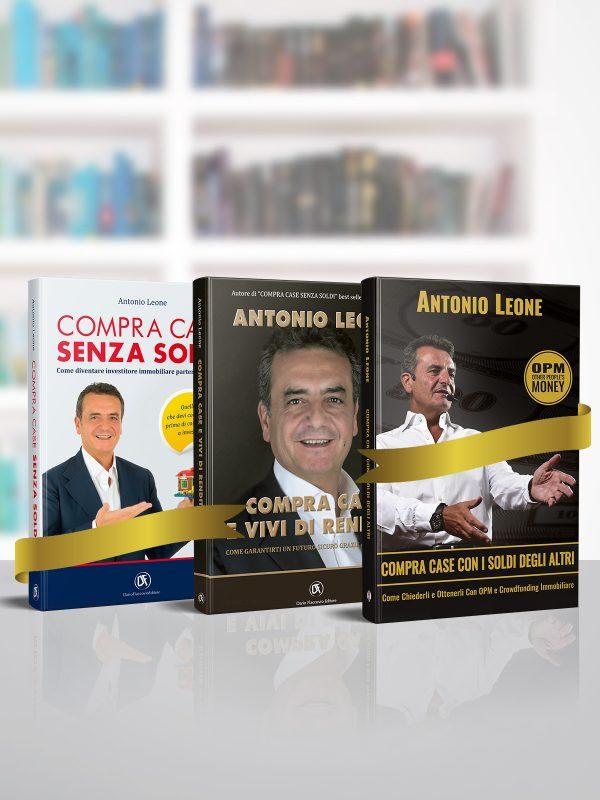 3 libri di Antonio Leone